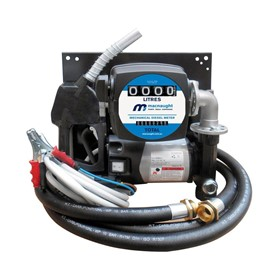 Fuel Pump | 12V Wall Mount Diesel Pump Kit
