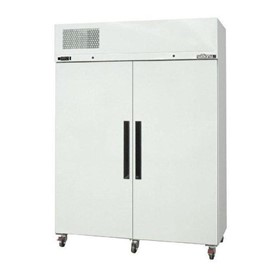 Double Solid Door Upright Fridge | HDS2SDSS