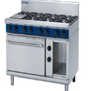 Gas Range Electric Static Oven Blue Seal Evolution Series GE508D