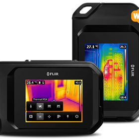 NEW C3 Powerful Compact Thermal Imaging Camera