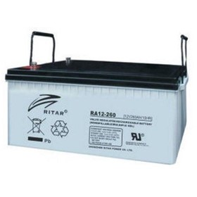 Battery - 12V 260AH SLA Ritar