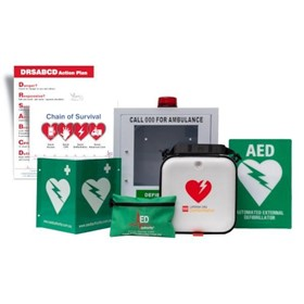 Gym Fitness Club Defibrillator Packages