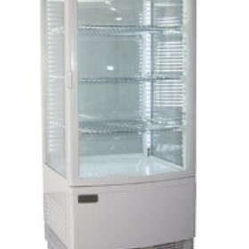 Display Fridge 78L - White