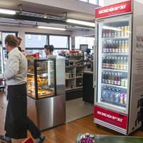 Food and Drink Fridge Displays