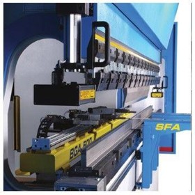 Tooling - Quick Style Press Brake Clamping System