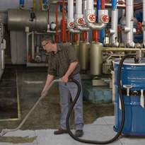 EXAIR Reversible Drum Vacuum |  205L Drum