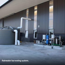 Water Recycling | Rainwater and Stormwater Harvesting