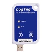 Temperature Data Logger with Built-in USB