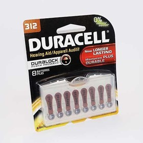 Hearing Aid Battery | Duracell 312