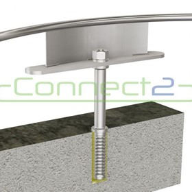 Connect2 Ballast Roof Concrete Corner Assembly | CA422