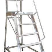5 Step Order Picker Ladder Monstar - 150kg rated - 1.39m