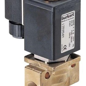 Direct-Acting Plunger Solenoid Valve | Type 0255
