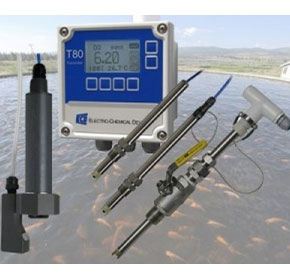 Analyser for Dissolved Oxygen, pH, Nitrate | T80