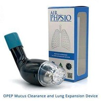 OPEP Mucus Clearance & Lung Expansion Device