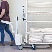 Gzunda Linen Mover - Towing Trolleys up to 500kg - Electrodrive