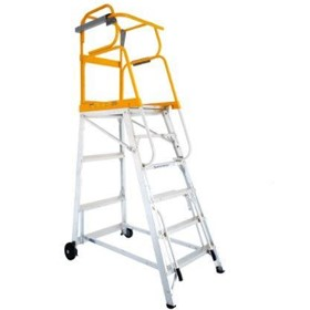 Tracker Access and Order Picker Platforms