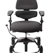 Ergonomic Medical Office Chair | VELA 500 - ALB Backrest