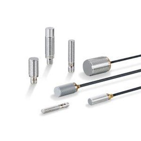 Inductive Full-Metal Sensors