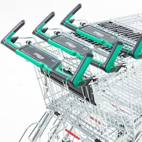 EvoGrip | Wanzl Shopping Basket Trolley