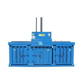 Semi-Automatic Horizontal Baler | WastePac HX500-38T
