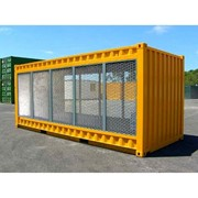 Shipping Container | 20' Gas Cylinder Storage