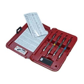 Mohs Hardness Test Kit