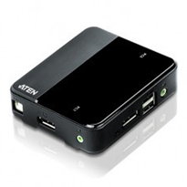 Desktop KVMP™ Switch | Aten CS1942