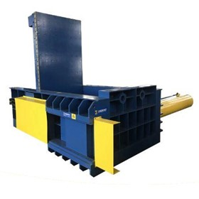 Automatic Hydraulic Scrap Metal Baler for Aluminum Recycling