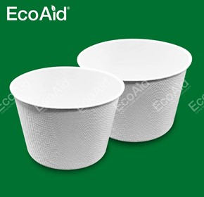 EcoAid® Biodegradable Gallipot (191 Series)