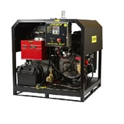 Diesel Heated Pressure Cleaners | Contractor Series