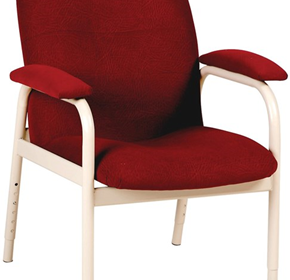 Chair | High Back BC1 Standard Fabric Height Adjustable