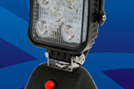 Magnetic Rechargeable LED Work Light | 15 Watt | EW2461AU