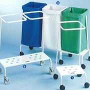 Soiled Linen Laundry Trolleys