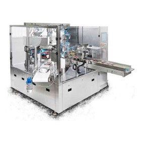 Pouch Packaging Machine | -NR-S (Simplex)