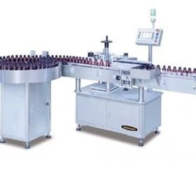 Vertical Round Bottles Labeling Machine A 101 Series