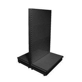 Double-Sided Gondola Shelving Bay | S-Mart 1000L x 1500H
