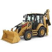 Side Shift Backhoe Loader | 426F2