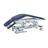 5 Section Medical Treatment Table | Everfit Healthcare