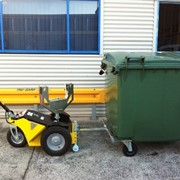Battery Electric Bin Mover | Alitrak TT600