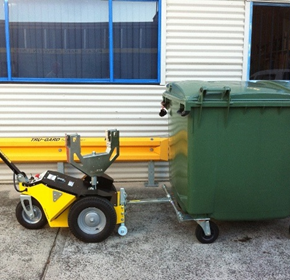 Alitrak TT600 Battery Electric Bin Mover