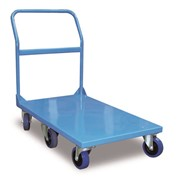 Industrial platform trolley | Castors & Industrial | IT520