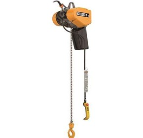KITO PWB | EQ Electric Chain Hoist - Dual Speed with Inverter