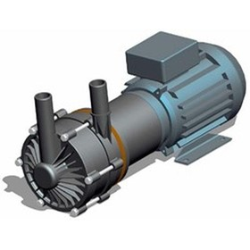 Totton Magnetic Drive Centrifugal Pumps I 25 Series