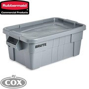 Commercial BRUTE Tote Storage Bin with Lid