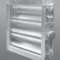 Air Flow Regulation and Control Damper - Type SLC