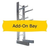 Add-on Bay HD Cantilever Racking
