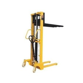 Narrow Leg Stacker- 1.6m Lift/1500kg Capacity