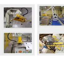 Palletizing Systems | Robot Grippers