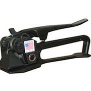 Manual Steel Strapping Tool | USA Premium 19-32 HD | Feedwheel Pusher
