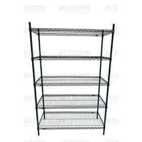 Static and Mobile Shelving